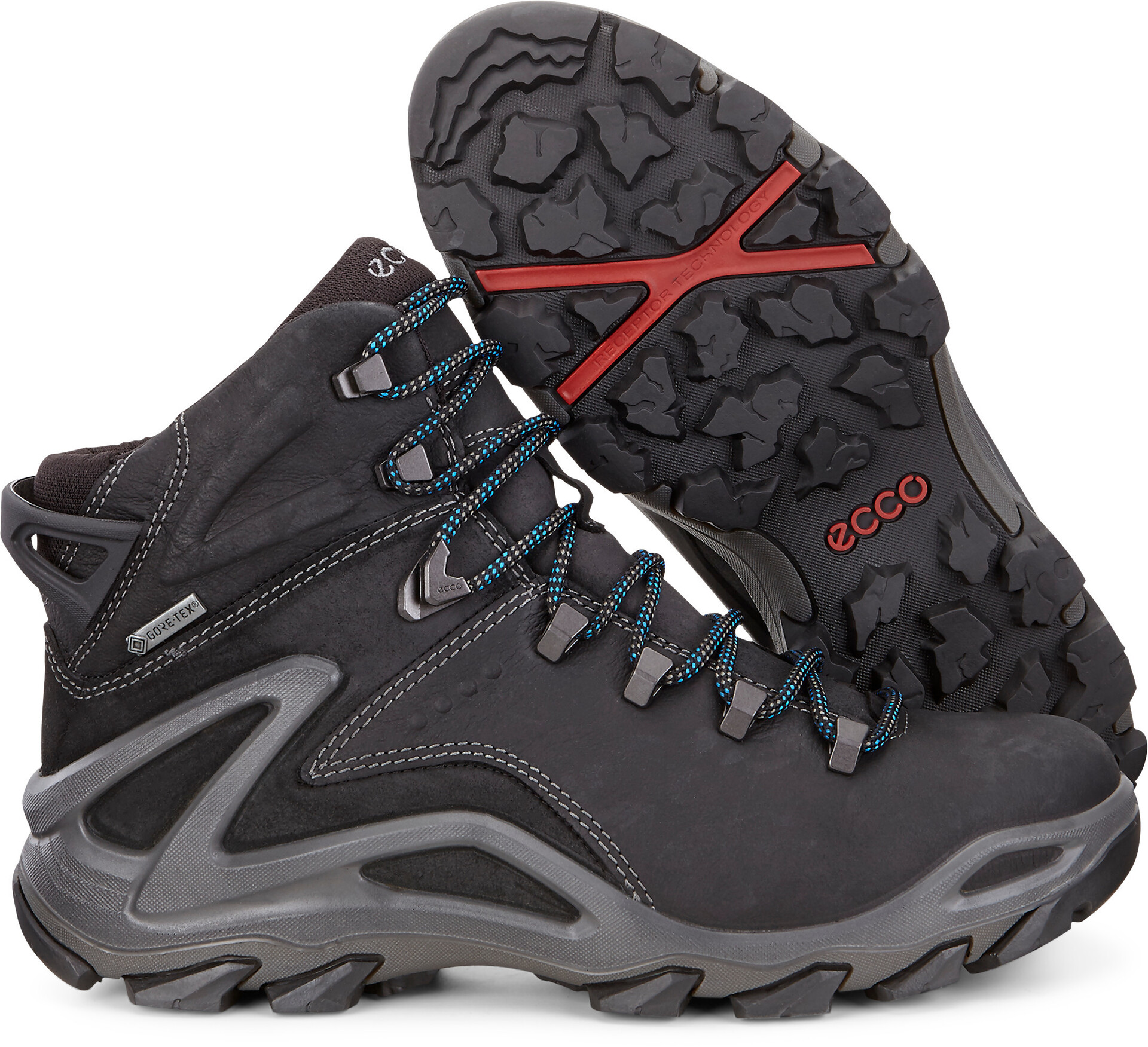 Homme Evo Chaussures Ecco Terra Noir xBdoerCW